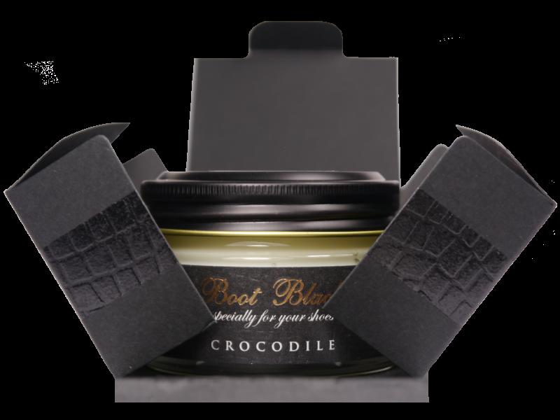 Crocodile Cream – special cream for crocodile & reptile leather