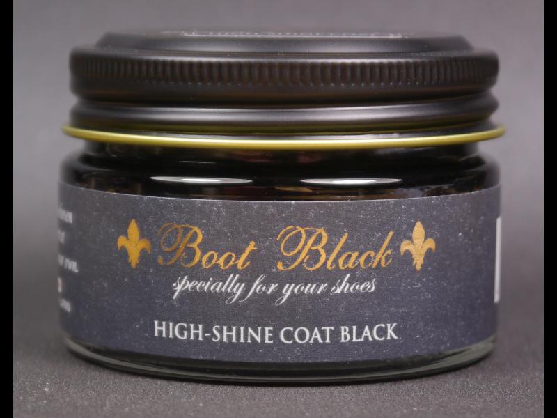 High-Shine Coat – Spiegelglanzpolitur